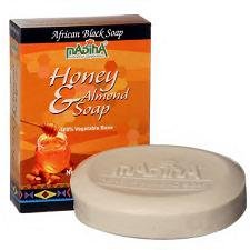 Madina Bar Soaps (Honey & Almond)