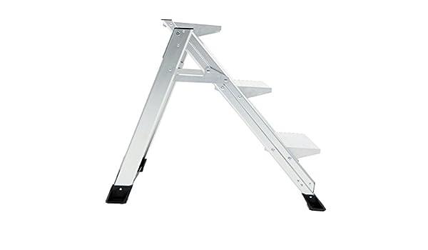 Little Giant Escaleras 11903-289 3 Jumbo, aluminio, 3 peldaños: Amazon.es: Bricolaje y herramientas