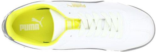 Puma - Zapatillas para hombre - White-Blazing Yellow