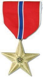 Army medals bronze star