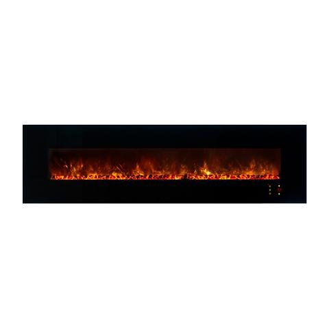Cheap Modern Flames Ambiance Clx2 100-inch Electric Fireplace with Black Glass Front - Al100clx2-g Black Friday & Cyber Monday 2019
