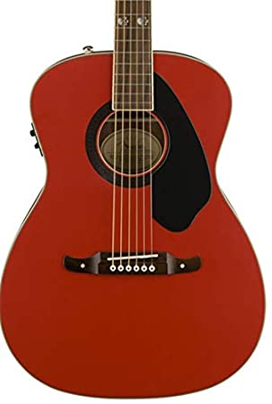Fender artista diseño serie Tim Armstrong Hellcat, guitarra electroacústica de concierto: Amazon.es: Instrumentos musicales