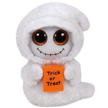 Ty Beanie Boos Mist the Ghost (Halloween Mist)