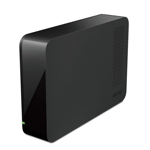Buffalo DriveStation USB 3.0 4 TB External Hard Drive -