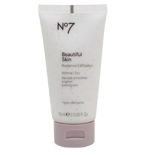 No. 7 Beautiful Skin Radiance Exfoliator
