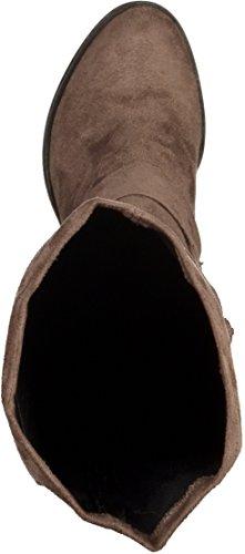 Tamaris1-1-25588-37 324 - Botas Mujer Braun(Pepper)