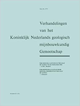 Book The Deep-Sea Canyons in the Gulf of Guinea Near Fernando P????o by Jacob Jozef Herman Christiaan Houbolt (1974-01-01)