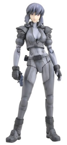 CM's Corporation Gutto-Kuru Figure Collection 052: Ghost in The Shell: Stand Alone Complex: Kusanagi Motoko Figure by CM's Corporation -  Diamond Comic Distributors