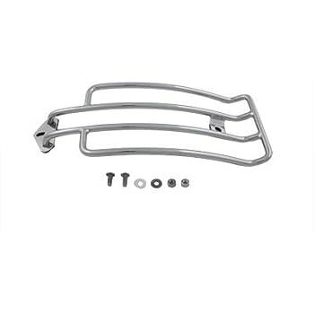 V-Twin 50-2071 Chrome Luggage Rack