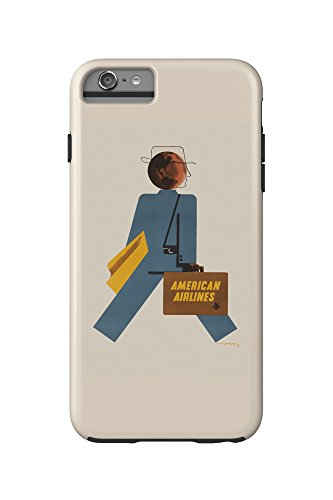 american-airlines-vintage-poster-artist-kauffer-usa-c-1948-iphone-6-plus-cell-phone-case-cell-phone-