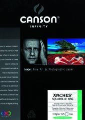 Canson Arches Aquarelle Rag 310gsm 297x420mm A3 - Pack of 25 by Arches