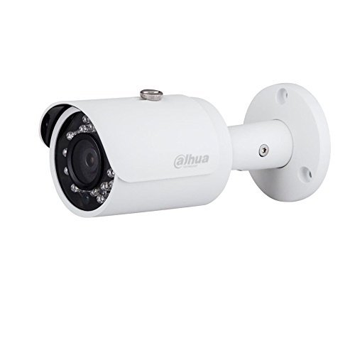 Dahua IPC-HFW1320S 3MP HD Network Mini IR Bullet Security IP Camera 3.6 mm Lens English Version by Dahua