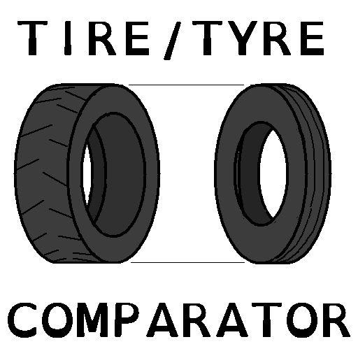 Radial Tire/Tyre Comparator