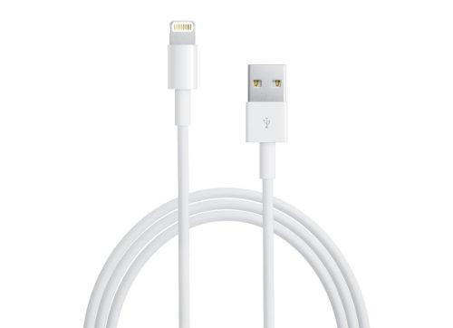 iPhone5 / iPodtouch5 / iPodnano7対応 Lightning USBケーブル 純正バルク品