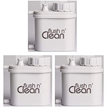 Amazon Com Flush N Clean Toilet Bowl Cleaner Uses