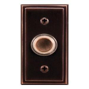 Heath Zenith Bronze Finish Key finder product image