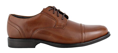 Dockers Men's, Garfield Lace up Oxfords TAN 12 W -