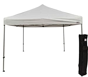 impact canopy 10x10 easy pop up canopy tent commercial grade instant canopy with roller bag - 10x10 Canopy Tent