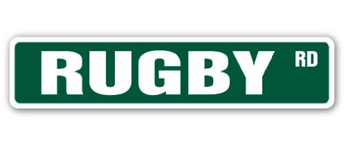 RUGBY Street Sign vest head guard ball kicking| Indoor/Outdoor |18