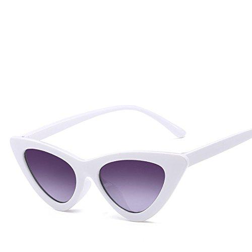 De NO5 Marina para Espejo Moda De Sol De Gafas para Disco Triángulo De Hombres Pieza Mujer Marco No10 Gafas RinV Viaje Sol Moda 1UPOwOx