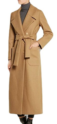 Smeiling Camel Wool Blazer 2019