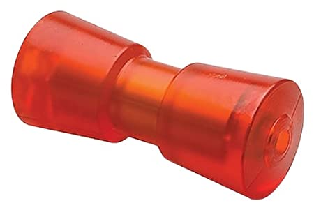 """Color May Vary Stoltz Industries RP-12 12/"""" Marine Keel Roller with 5//8/"""" Shaft"""
