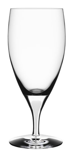 Orrefors Intermezzo Satin - Orrefors Intermezzo Satin Crystal Iced Beverage Glass