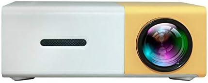 ningbao951 Mini proyector LED YG300 Alta resolución Ultra portátil ...
