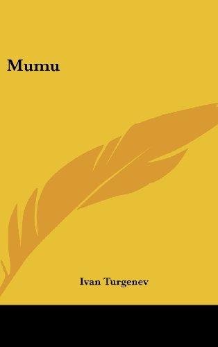 Mumu by Kessinger Publishing, LLC