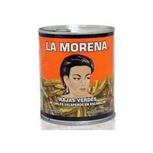 (La Morena Sliced Jalapeños,27 Oz, (Pack of 6))