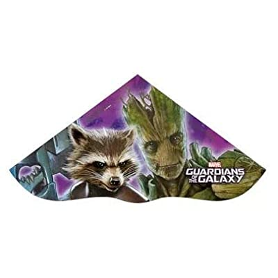 X-Kites SkyDelta 42 Inch Poly Delta Kite - Guardians of the Galaxy: Toys & Games
