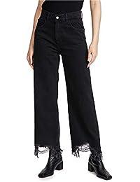 Women's Hepburn High Rise Wide Leg Jeans