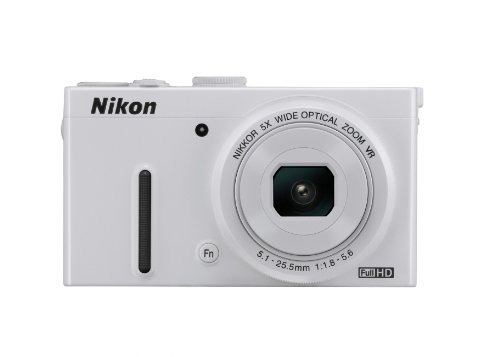 Nikon COOLPIX Digital Camera White