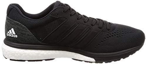 Para Black Adizero Adidas 7 White Running White core Negro Hombre carbon Zapatillas Core Boston M carbon ftwr De Rw00UA