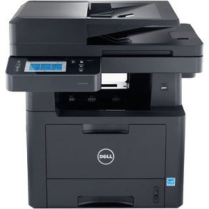 Dell Computer B2375dnf Monochrome Printer with Scanner, Copier & Fax (Pc Printer Scanner)