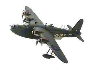 Short Sunderland MkIII W3999 RB-Y (RAAF 10 Sqn 1942) Diecast Model Airplane