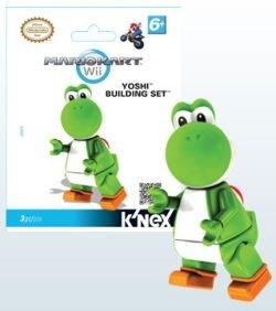 Mario Kart Wii KNEX Building Set #38028 Yoshi