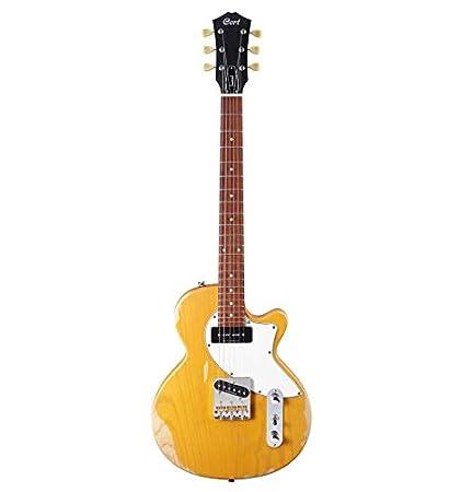 Cort Sunset TC – Guitarra eléctrica serie Sunset – Worn Butter Blonde