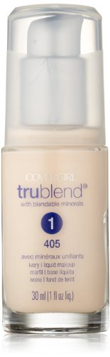 CoverGirl Trublend Liquid Make Up Ivory 405, 1.0-Ounce Bottle