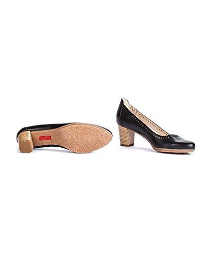 Pikolinos Segovia W6l_v17, Zapatos de Tacón para Mujer Black