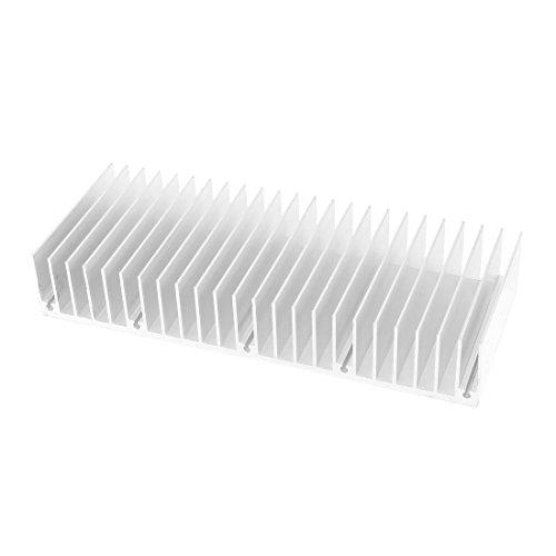 uxcell Aluminum Heatsink Cooling Fin 150mmx60mmx25mm for Power Amplifier by uxcell