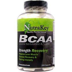BCAA Nutrakey 1500-200 Capsules