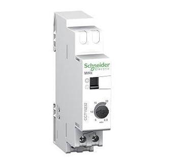 Schneider Electric CCT15232 Acti 9 Mins Minuteros Automáticos de ...
