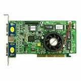 HP DE929A Nvidia GeForce2 MX 400 32MB DDR SDRAM AGP 4x Graphics Card