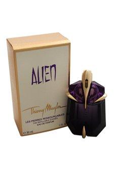 30ml Edp Eau De Parfum (ALIEN * Thierry Mugler 1.0 oz / 30 ml EDP Women Perfume Refillable Spray)