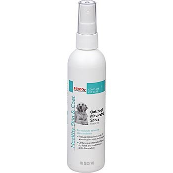 Petco Oatmeal Medicated Itch Relief Dog Spray, My Pet Supplies