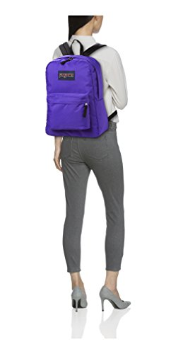 Backpack Superbreak JanSport Purple Blue Signature ATBxXa