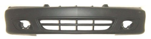 - OE Replacement Chevrolet Cavalier Front Bumper Cover (Partslink Number GM1000591)