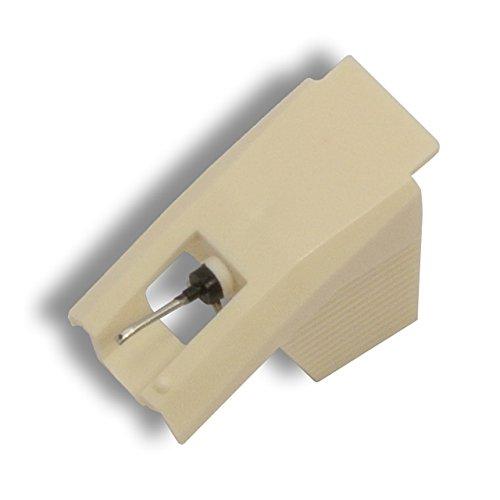 iBatt - Aguja fonográfica para tocadiscos, código 355-9 compatible con AKAI PC 33, PC 35, RS 33, RS 35; Audio-Technica AT 101EP, AT 101P, AT 3472, AT 3472 EPBK, AT 3472 PBK, AT 3472EP, AT 3472P, AT 3482 EP, AT 3482 P, AT 3492EP, AT 3492P, AT-406P/OCC, ATN