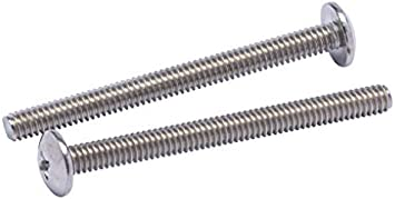 Small Parts 1436FPT 1//4-20 Thread Size Pack of 10 Truss Head 1//4-20 Thread Size 2-1//4 Length Type F Pack of 10 Steel Thread Cutting Screw 2-1//4 Length Zinc Plated Finish Phillips Drive